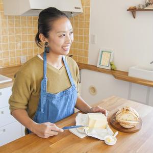 【おいしい暮らし】忙しい人でも大丈夫♪吉永麻衣子さんの毎朝焼き立て「おうちパン」の楽しみ方