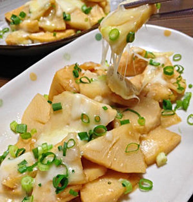 たけのこを洋風に楽しもう!チーズと合わせた絶品レシピ