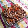 茸と野菜のマリネ