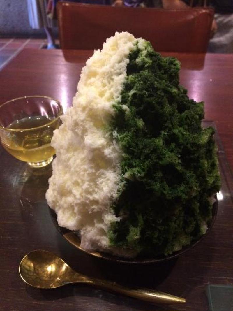 都立大学で人気の和菓子屋さん。<br><br>7月某日に解禁されるという夏限定のかき氷。<br><b...