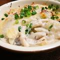 麺つゆで簡単*長芋&チーズのマカロニグラタン