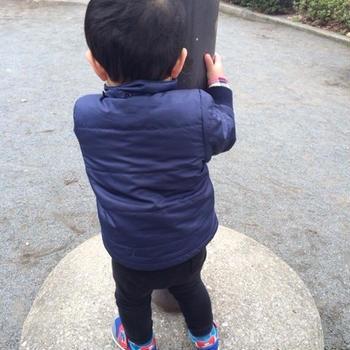 1歳10ヶ月 先生、お友達バイバイキーン!