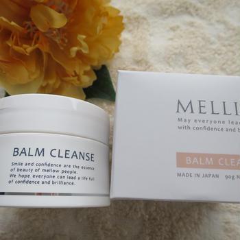導入美様式のクレンジングバーム「MELLIFE(メリフ) BALM CLEANSE」