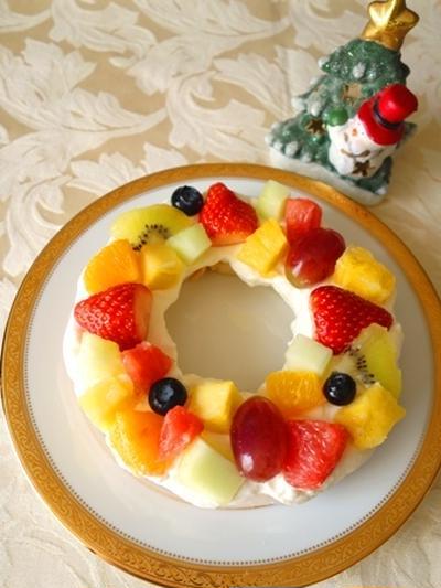 クリスマスケーキの手作りレシピ16選|海外のクリスマス菓子