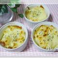 ★簡単な一品♪明太子ポテトのチーズ焼き