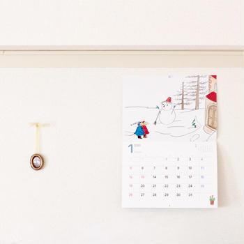 【2021年】知育に良いことだらけ!子供用カレンダーを導入してみた