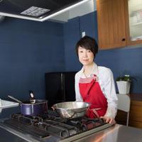 外国人に英語で料理を教える。外国人向け料理教室