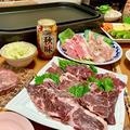 【おうち焼き肉】今さらだけど…はるの合格祝いだー!