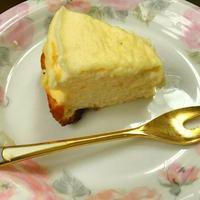 ヨーグルトと卵と砂糖だけ!スフレチーズケーキのレシピ!