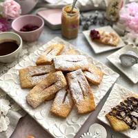 間に合わなかったイタリアカーニバルのお菓子「フラッペ」