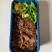 お弁当 9/30〜10/5 冷蔵庫冷凍庫一掃