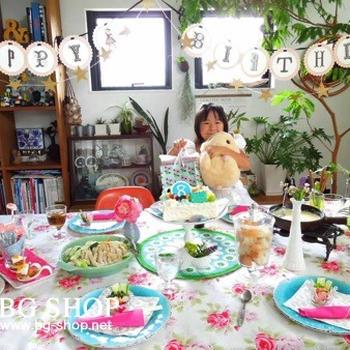 8歳♪娘の誕生日