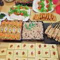 長女七五三のお料理☆今日は、ポッキーの日!