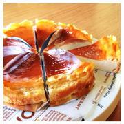 ♡混ぜるだけ♡思い出のチーズケーキ♡