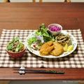 《ナツメグの香り◎小松菜とベーコンの小さなキッシュ》とハロウィンにおすすめのレシピ、パパにインスタの使い方を教える