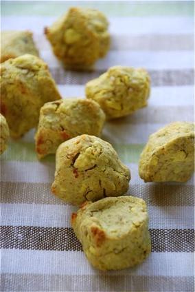 粉なし☆さつまのピリ辛クッキー