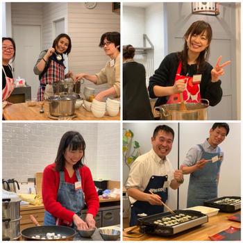 名古屋料理教室・ちゃちゃっと作れて、腸にも優しい中華料理の完成
