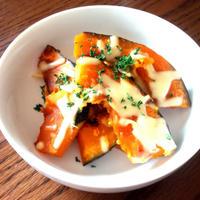 【かぼちゃのチーズ焼き】と離乳食の話