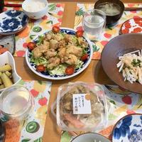お昼ごはんはあの残り〇〇を使って激ウマから揚げ!!