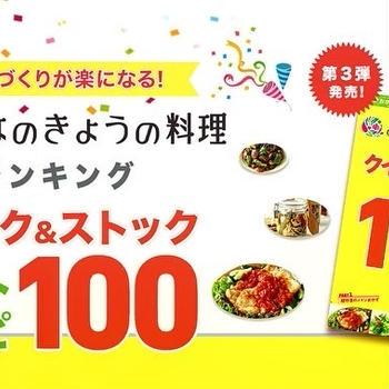 【掲載誌】みんなのきょうの料理ランキング ストックレシピ1位&東京出張で日本料理を