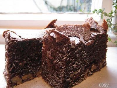 チョコレートブラウニー Chocolate Brownies