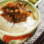 ■菜園料理【甘辛でご飯が進む〜!!らっきょう葱味噌】