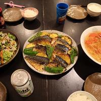 明日、生放送で料理をします~!!