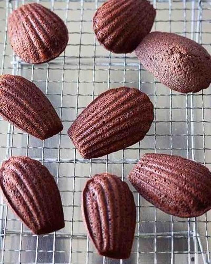 ■フィナンシェショコラ<br><br>シンプルな材料で気軽に作れるお菓子です。レッスンでも人気があり...