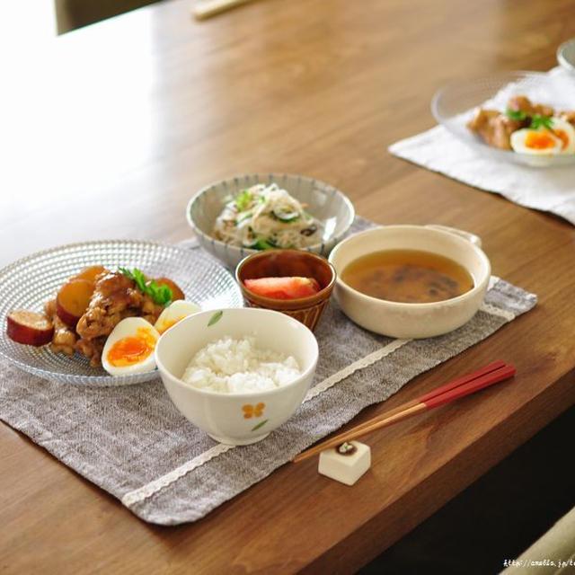 鶏手羽元と薩摩芋のナンプラー煮と、自分のリクエストのものを作ってもらいたいときは・・・?