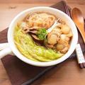 トロトロ白菜が絶品! 帆立と白菜のオイスターソース煮込み by 庭乃桃さん