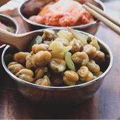 美腸薬膳ひよこ豆のカレー