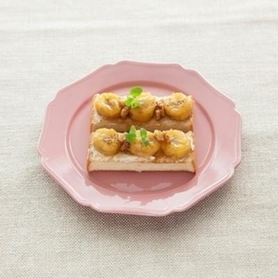 べっぴんレシピ 実絵子のつくってみりん CBCラジオ バナナみりんカラメルトースト