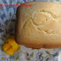 ホームベーカリーまかせで作る超簡単カルダモン香る爽やかケーキ♪
