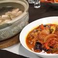 女性限定!日本酒とお鍋を美味しく楽しむ会③勇気凛りんさんの和風カポナータ鶏鍋