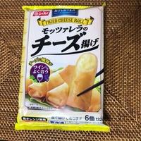モッツァレラのチーズ揚げ(ニッスイ)