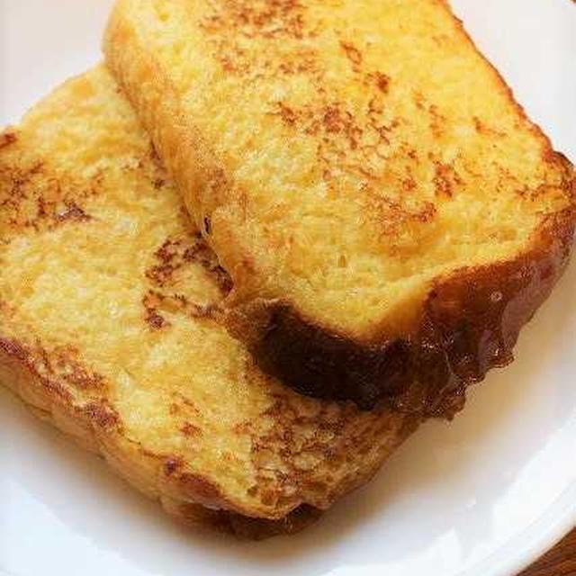 山食でフレンチトースト