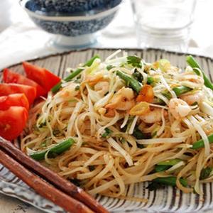 バラエティー豊か!アジアのおいしさを味わう麺レシピ