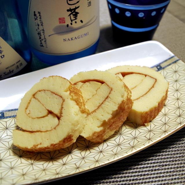 【NHKきょうの料理レシピ】はんぺん・フライパンでだて巻き(巻き方工夫)