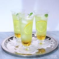 飲む森林浴。和×和の美しくなるコラボ。『みりん檸檬グリンティ』本みりんシロップ
