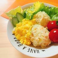 【ビューティーフード】レンチンで簡単&時短☆ツナ缶入り豆乳ポテサラ
