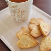 ≪レシピ:止まらない美味しさ◎ジンジャーココナッツクッキー≫と鶏胸のしっとりソテーの献立