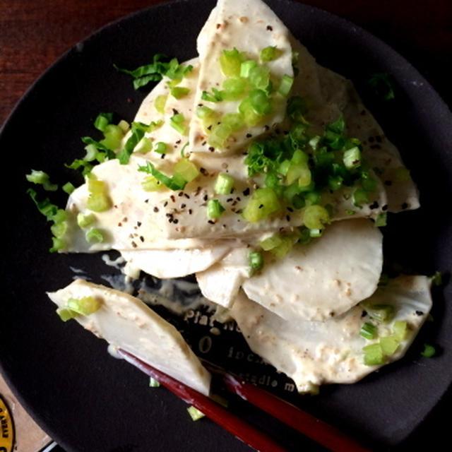 【簡単!!副菜】サラダ4つ*カブのゴママヨサラダ、焼ききのこ、ブロッコリー、コールスロー