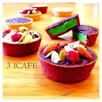 ♡オーブン不要で超簡単♡市販のカップで生チョコタルト♡