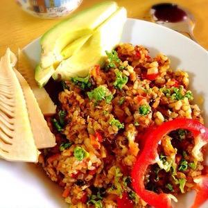 スパイシーで美味しい!インドの家庭料理「ビリヤニ」を作ってみよう♪
