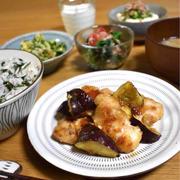 【鶏肉とさつまいものハニーマヨ醤油】#むね肉#スピードボリュームおかず#お弁当 …晩ごはん、食べやすさ重視朝ごはん、簡単お昼ごはん