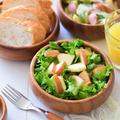 【アメリカ料理】ケールとりんごのサラダ♡農家さんから採れたて野菜が届いたので・・♪