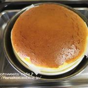 スフレチーズケーキ(レシピあり)