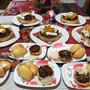 5人の生徒さんのクリスマス大ヒット作↑聖夜に食べたいフルーツタルト♡