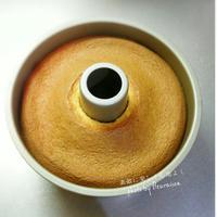 ■つきたて米ぬかで「ふんわり米ぬかのシフォンケーキ」♡