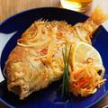 連子鯛の南蛮漬け 、 作り方動画 by 筋肉料理人さん